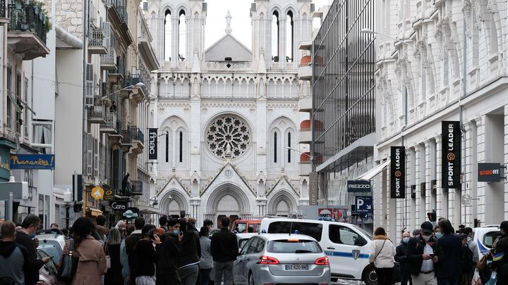 Теракт в Ницце - это только начало: Французский активист Фабрис Сорлин о нападении на храм