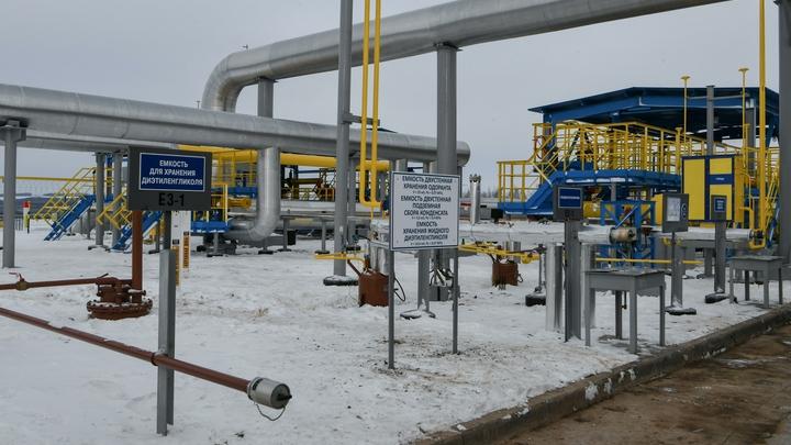 Нафтогаз хочет забрать российский газ уже из Европы