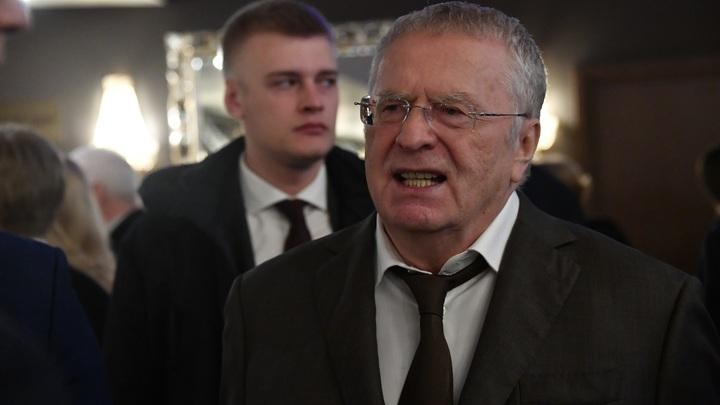 Одного собьём - больше не приблизятся: Жириновский об инциденте с F-18 над Балтикой