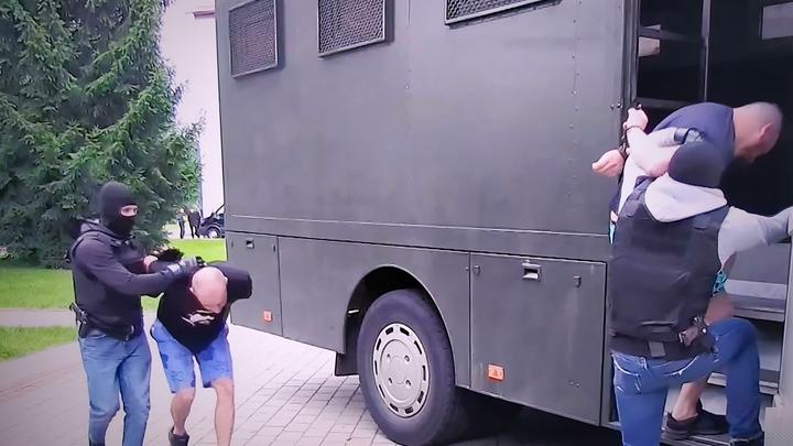 Делу 33 богатырей конец: Из Минска выпустили задержанных граждан России. Всё официально