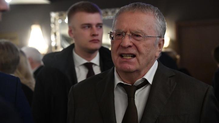 Расчленить Россию на 30 кусков: Жириновский о плане США в наши дни