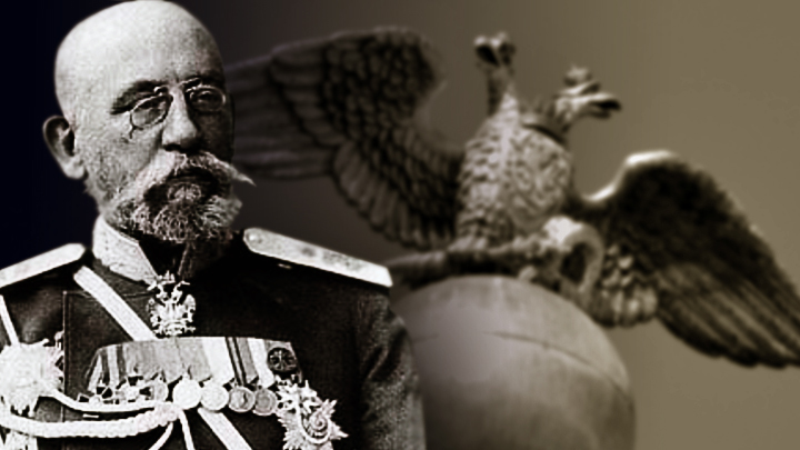 Генерал Бобриков: Истинно русский деятель на финской окраине