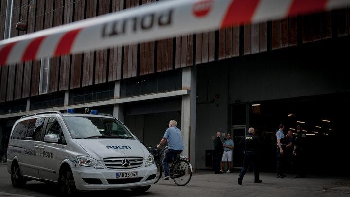 В Копенгагене произошла стрельба, центр города оцеплен