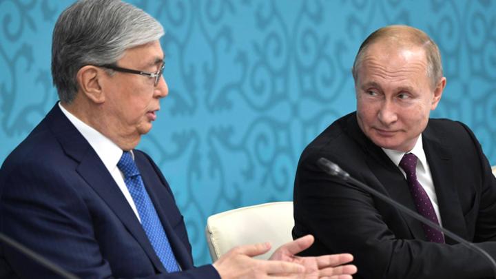 Президент Казахстана постучался в дверь «крымского клуба». Кто ещё признаёт полуостров русским