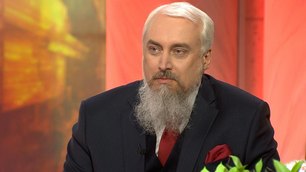 Михаил Смолин: Христос дает радость празднования Пасхи