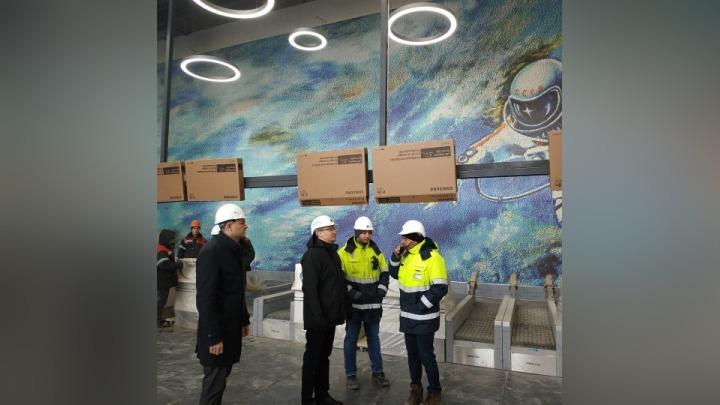 В аэропорту имени Леонова готовятся к открытию нового терминала