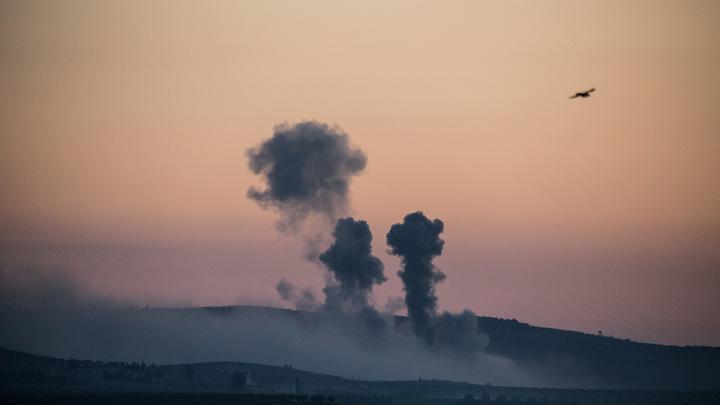 Курды попросили Россию остановить вторжение Турции в сирийский Курдистан
