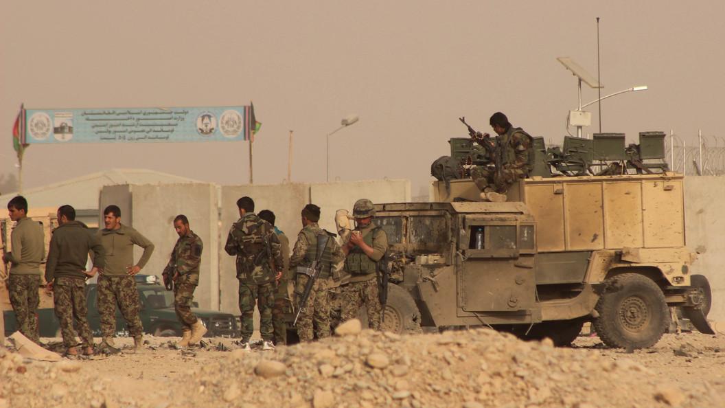 ВАфганистане террористы атаковали интернациональную компанию Save the Children