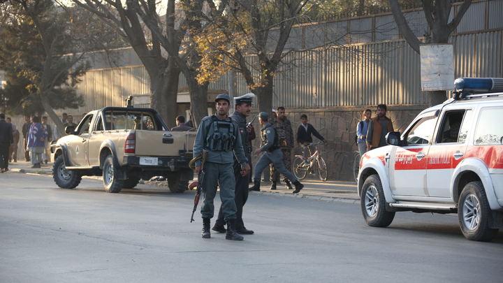 Взрыв на танкере в Афганистане: Погибло два человека