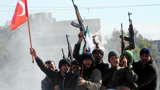 Оружие поставлено. Русские самолёты будут сбивать в Сирии?