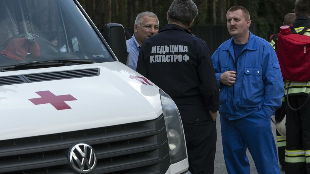 В Северной Осетии из-за ливней ввели режим ЧС