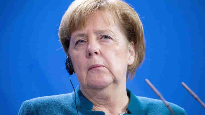 Германия вздохнёт с облегчением: Немцы порадовались виртуальной ликвидации Меркель