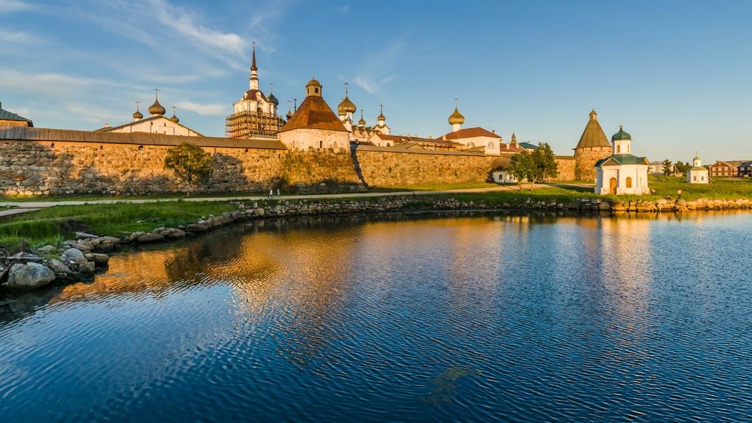 Иерей Андрей Постернак: Соловецкий монастырь - это напоминание и символ возрождения
