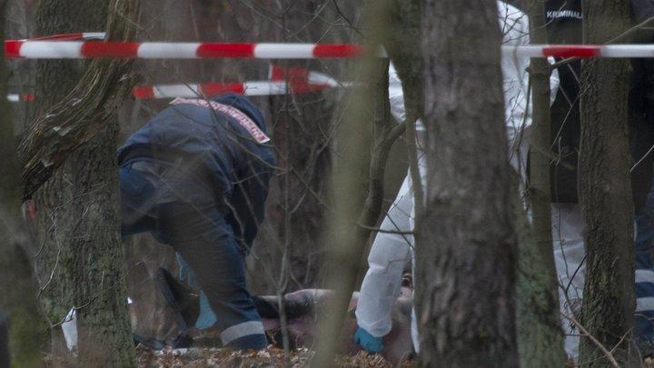 Вместо газа — труп: В Ленобласти геолог столкнулся в лесу с мертвецом в трусах и наколках