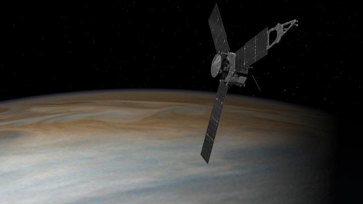 В будущем вместо Солнца на Земле будет видно Юпитер