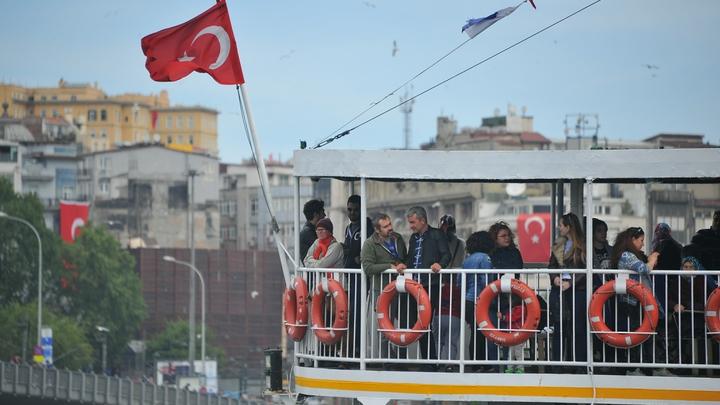 Президента России выбирают в Турции