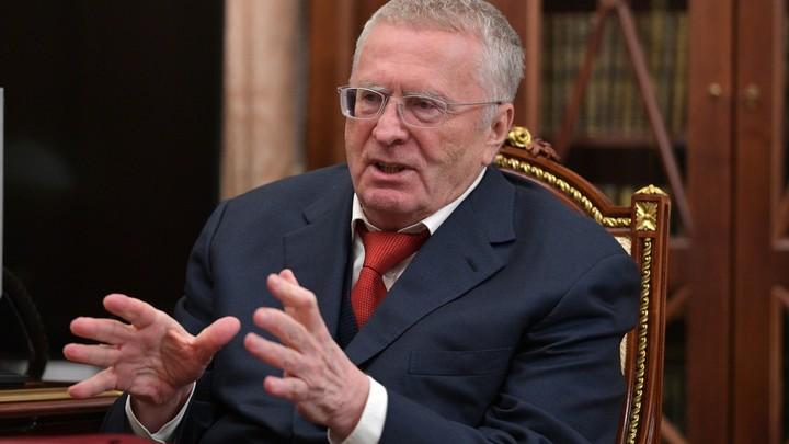 Нужно перестать реагировать: Жириновский предложил не обращать внимания на телефонных террористов