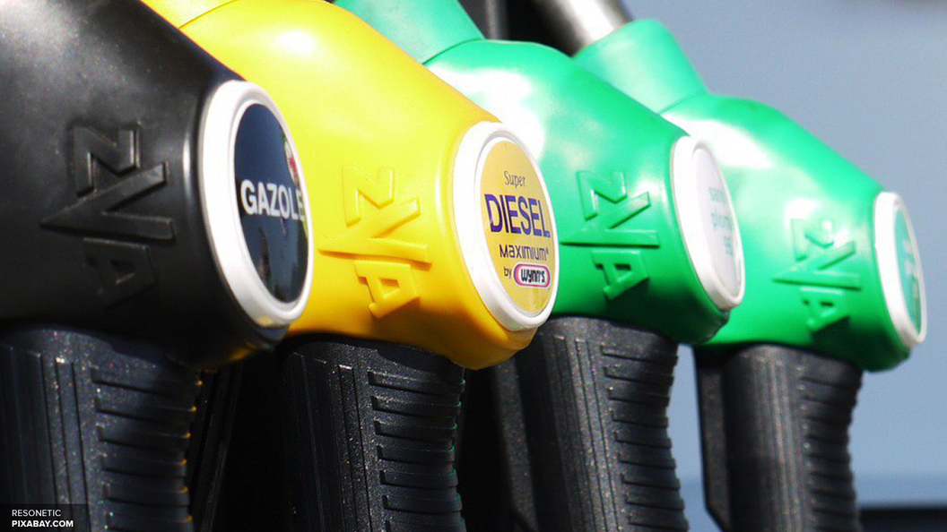 Российские производители снизили цены на бензин на 1 процент