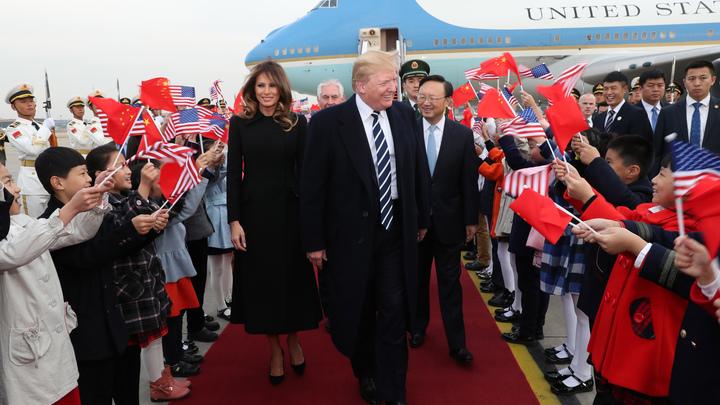 Трамп и Си Цзиньпин подписали торговые соглашения на $9 миллиардов