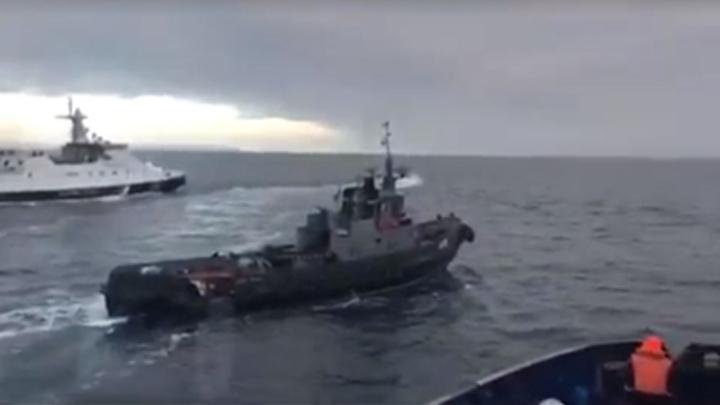 Киев перебросил военные катера в Одессу. Россия готова ответить на провокацию