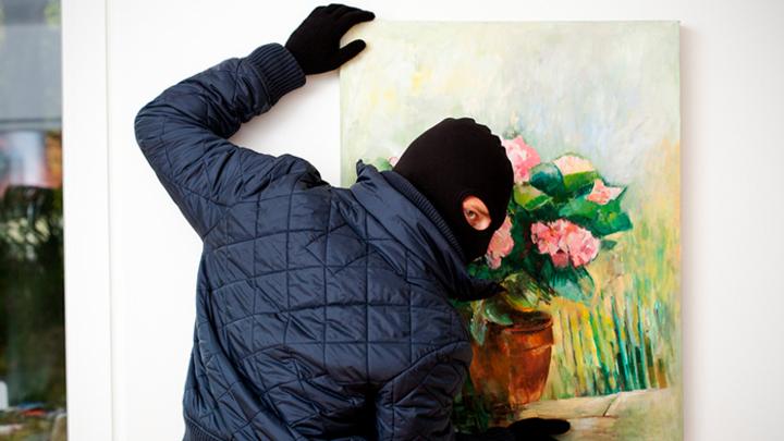 Самые громкие кражи картин в России за 10 лет
