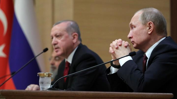 Не пугайте своими санкциями: Эрдоган поддержал Россию в пику США