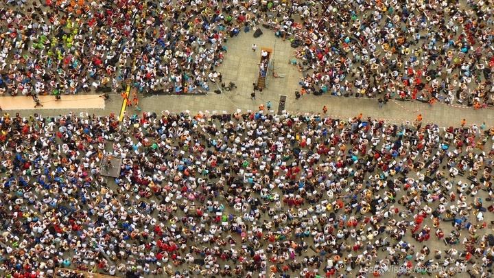 В Румынии проходят акции протеста из-за амнистииопасных преступников