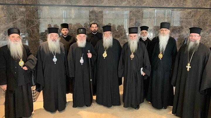 Обсудят украинский раскол: Царьград узнал программу закрытой встречи православных Предстоятелей и иерархов в Аммане