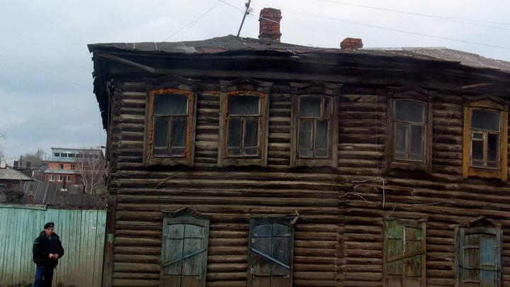 Жители Асбеста записали обращение к Путину: 10 лет живем в аварийных домах