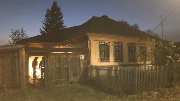 Три человека погибли на пожаре в Миассе
