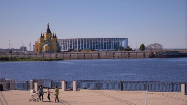 Улицу Стрелка в Нижнем Новгороде перекроют на два месяца