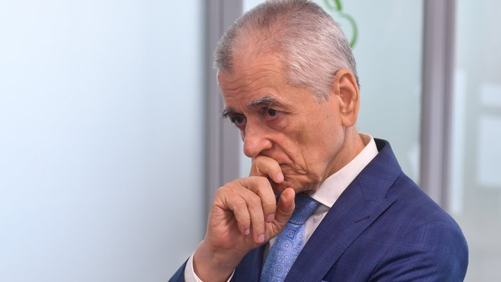 Ничего страшного: Онищенко не расстроил повторный ковид у главы Тувы