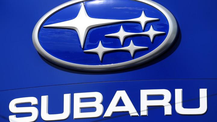 Subaru покажет свой уникальный восьмиместный кроссовер
