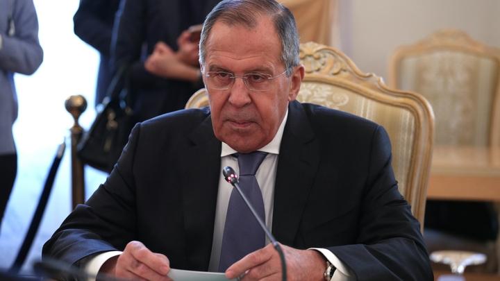 Лавров об истерике Великобритании: На Россию ничего нет, и в Лондоне это прекрасно понимают