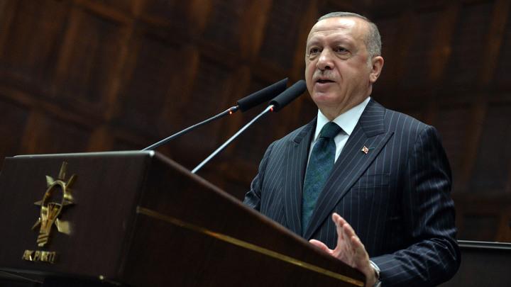 Эрдоган дал грубый совет Макрону после его слов о Турции и НАТО