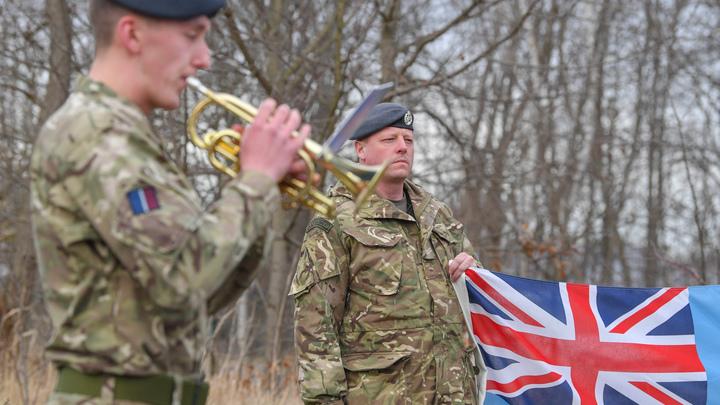 Мы не против: Киев готов разместить британских десантников, высадившихся на задворках России