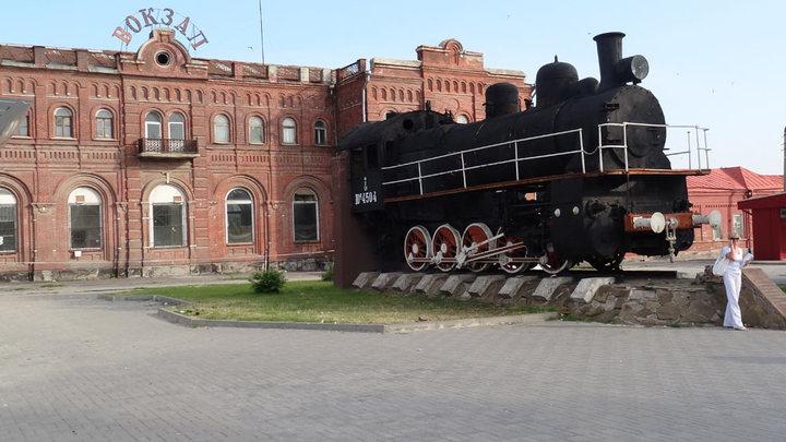 В Таганроге из-за угрозы обрушения закрыли историческое здание ж/д вокзала