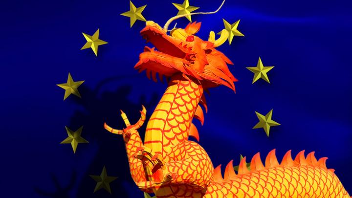 Как Китай захватывает Европу. Экономически. Навсегда