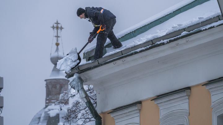 Новая волна снежного апокалипсиса накроет Москву в понедельник