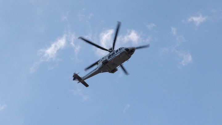 На месте крушения военного вертолета в Японии нашли выжившего