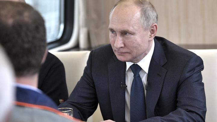 Никто, кроме нас, этого не сделал: Путин преподал урок истории Западу