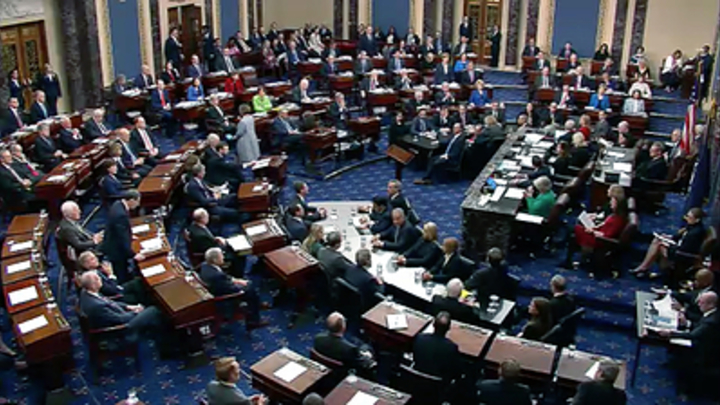 Трамп ЕЕЕЕЕЕ: Пушков заявил об импичменте демократов США