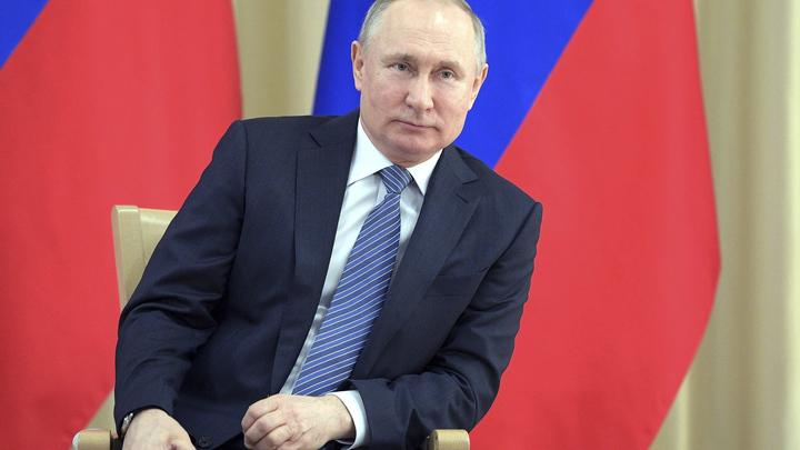 Не только коронавирус: Путин обращается к каждому - прямая трансляция