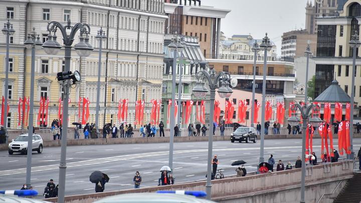 Россия пригласит иностранных гостей на парад Победы 24 июня