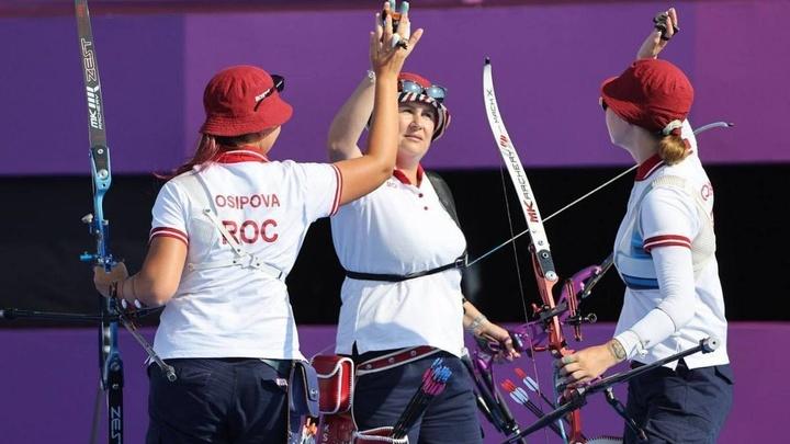 Серебряный призер Ксения Перова вернулась на Урал и рассказала, чем займется после Игр