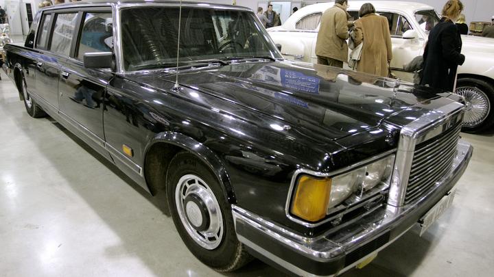 В Новосибирске продают президентский лимузин ЗИЛ-41047 за 11 млн рублей