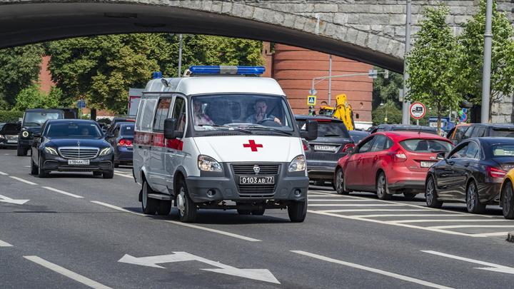 Пострадавший скончался на месте: Сын экс-министра на иномарке сбил велосипедиста в Подмосковье