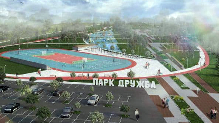 В этом году в Челябинске благоустроят 10 городских пространств: как они будут выглядеть