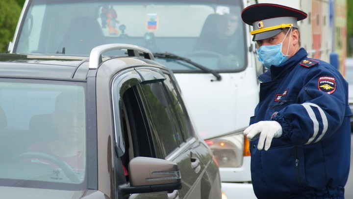 Полиция взяла под контроль въезды в Ивановскую область