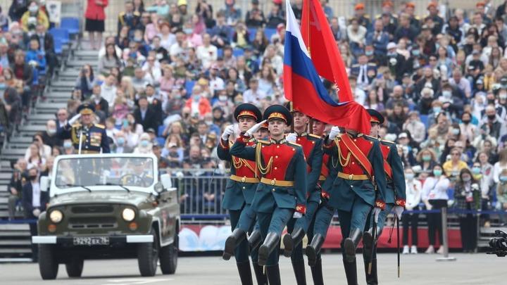 Парад Победы в Челябинске: смотрим, как это было